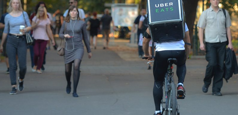 Uber plans to begin drone food delivery by 2021