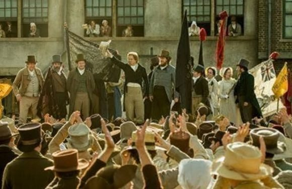 Peterloo review – A politically angry epic for such a time as this