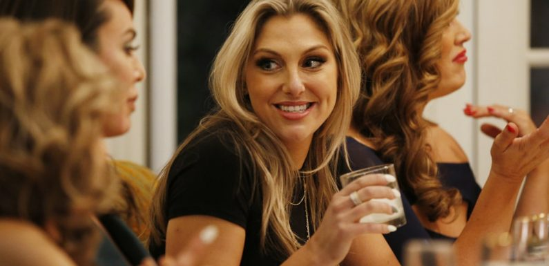 Gina From 'RHOC' Just Gave An Optimistic Update About How She's Coping With Her Divorce