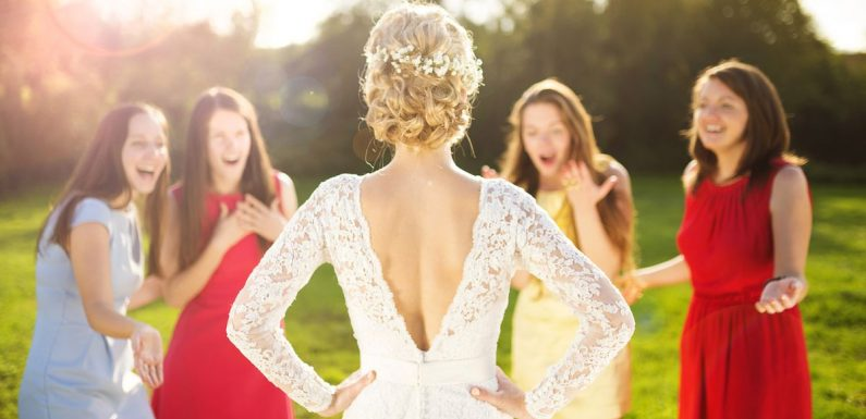 Bride's shocking request to guests spending £1,000 to attend her 2-week wedding
