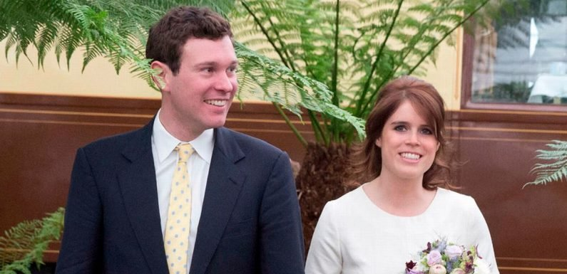 Princess Eugenie's wedding Order of Service in full including music and vows