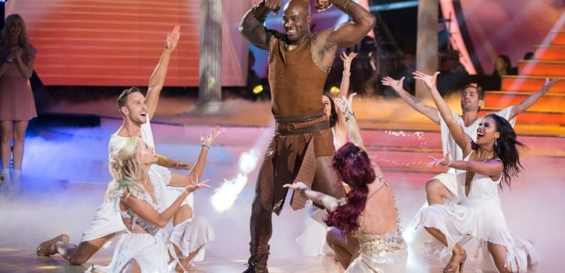 Dancing With the Stars: Every Single Magical Performance From Disney Night