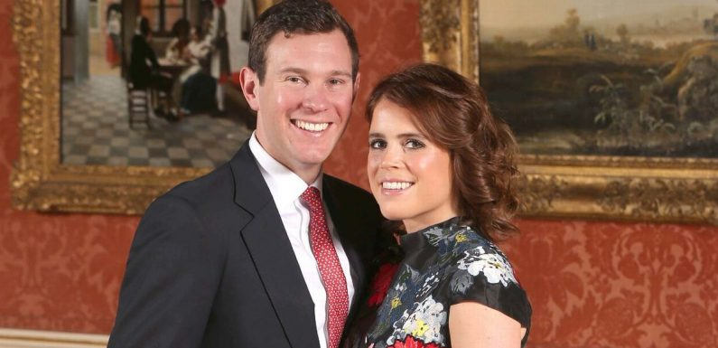 Watch Princess Eugenie and Jack Brooksbank's royal wedding live