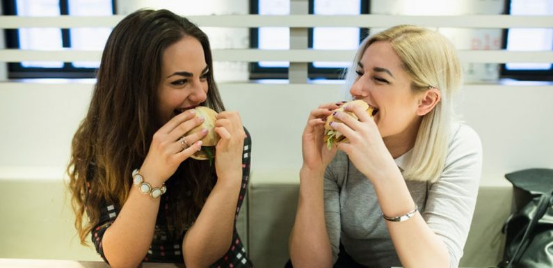 Are Meatless Burgers Good For You? Here's What You Need To Know About Plant Based Patties