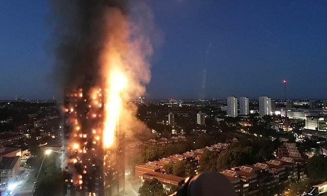 Firefighter training was due at Grenfell Tower days before blaze