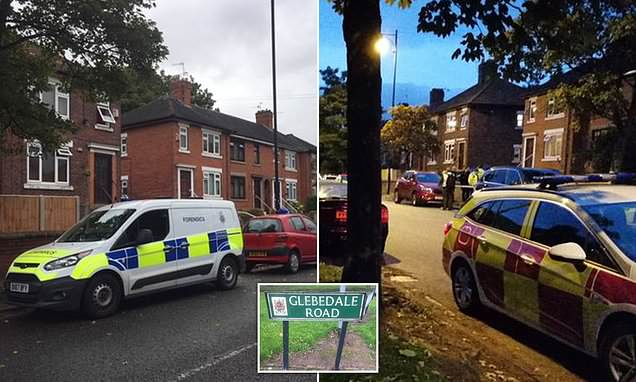 Police arrest man after mother of four found dead  in Stoke-on-Trent