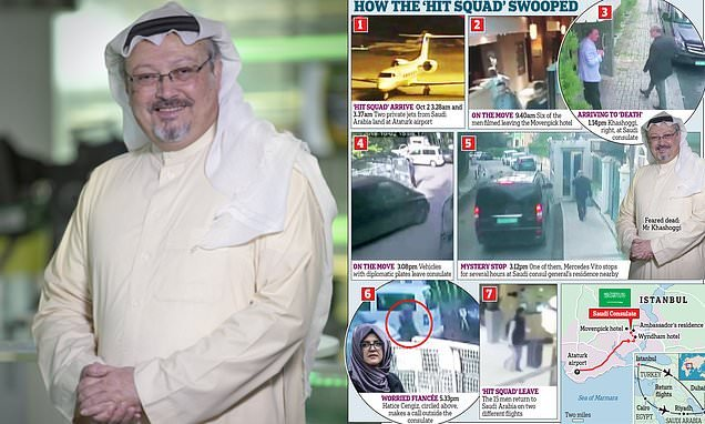 Saudi Arabia told to come clean over disappearance of journalist