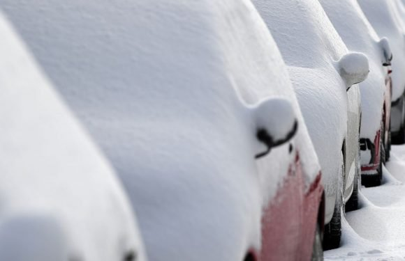 Met Office verdict on forecast of snow in October and four-month polar vortex