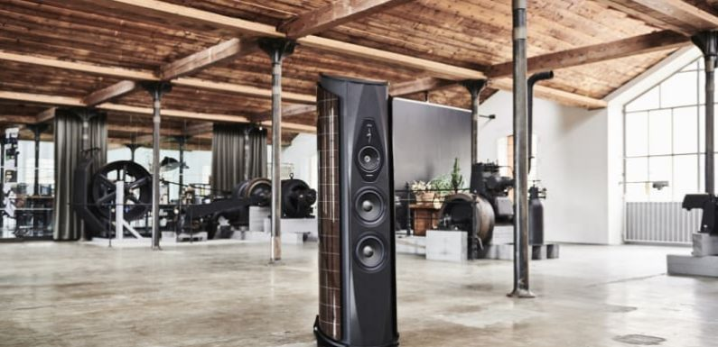 When it comes to high-end speakers, aesthetics matter