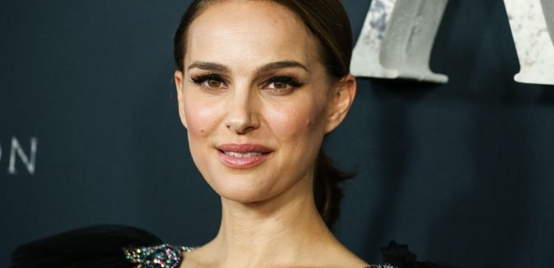 Natalie Portman Urges Listeners to 'Light a Woman's Torch' During Power of Women Speech — Watch