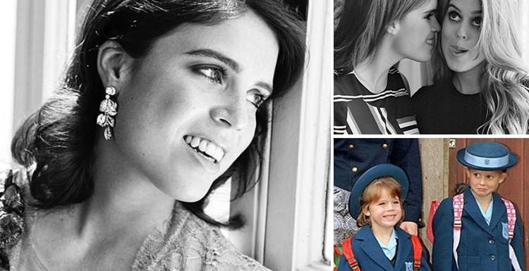What is Princess Eugenie's Instagram handle and why is she allowed to use social media accounts?