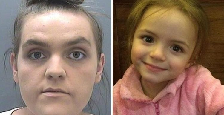 Conwoman, 25, who duped well-wishers with bogus charity collection for funeral of girl, 4, is jailed
