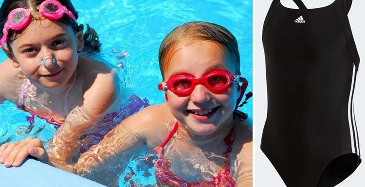 Adidas is recalling children's swimsuits… because they can't get wet