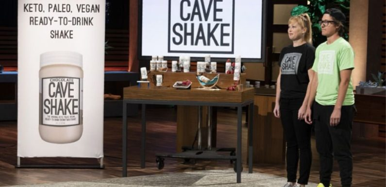 Cave Shake on Shark Tank: New shake to suit the keto diet craze