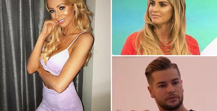 Olivia Attwood makes amends with Katie Price in rehab after she sent sexy texts to her ex Chris Hughes
