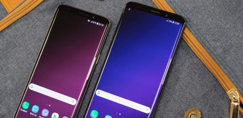 Samsung Galaxy S10's All-Screen Display Could Include Innovative New Feature, Leaker Claims