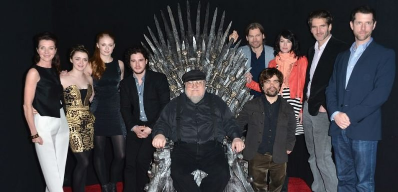How The Cast Members Of 'Game Of Thrones' Reacted To Shooting Their Final Scene