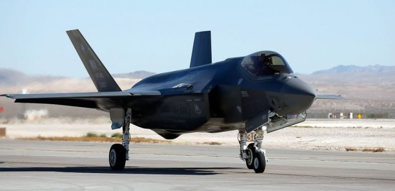 The Pentagon Grounds All F-35 Jets For Inspections Following September Crash