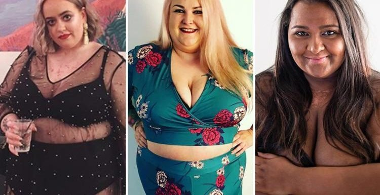'Bulging bin bag of turds, oversized gremlin and disgusting fat f**k': these are the horrific names we've been called for being fat