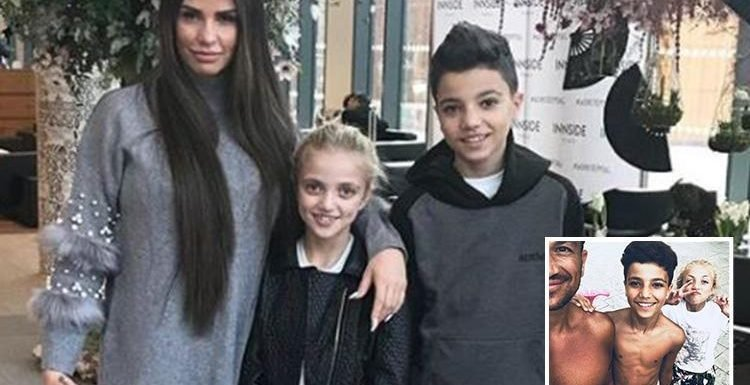 Katie Price WON'T see her kids Junior and Princess at Christmas despite it being her turn and they will spend the holidays with dad Peter Andre