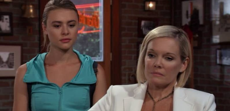 General Hospital spoilers for next week: Kiki goes after Ava, Nina has second thoughts, Margaux resorts to blackmail