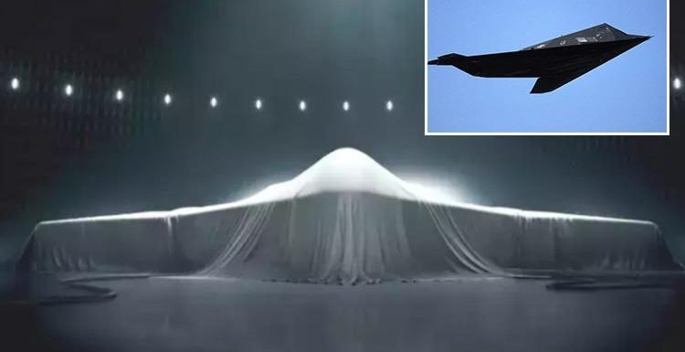 China reveals it's ready to unleash the Hong-20 stealth bomber capable of carrying 20 tons of nukes