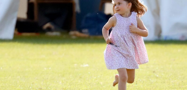 What is Princess Charlotte's full name, could she lose her royal title and when is her birthday?