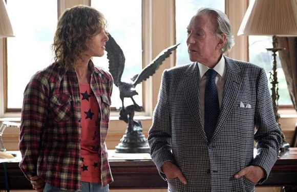 Who's in the Trust cast? Donald Sutherland, Hilary Swank, Brendan Fraser, Charlotte Riley and Anna Chancellor