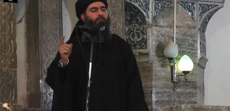 ISIS chief Abu Bakr al-Baghdadi 'orders executions of 320 followers for disloyalty'