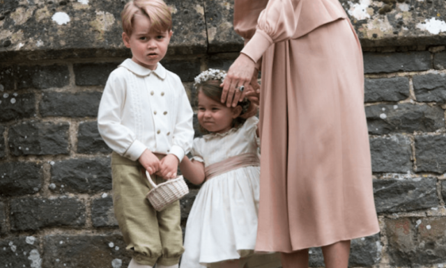 Will Prince George and Princess Charlotte be in Princess Eugenie's Wedding?