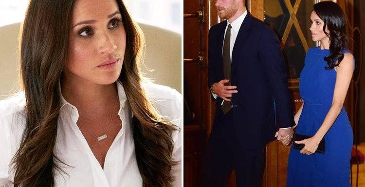 Meghan Markle was left terrified and alone at home as trolls called her a 'w***e' and accused her of 'cheating'