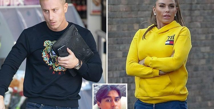 Katie Price forced to confess she's cheated on Kris Boyson AGAIN and tells him she's seeing Alex Adderson 'because he's rich'
