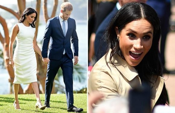 All the rules Meghan Markle and Prince Harry have broken on Australia tour, from posing for pictures to undressing