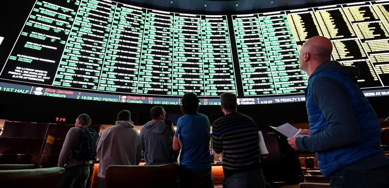 Strange Sports You Didn't Know You Could Bet On Now That Sports Gambling is Legal