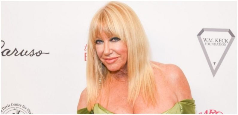 Suzanne Somers Says Cancer Was A Veiled Gift: 'I Believe This Happened To Me Because I Was A Sex Symbol'