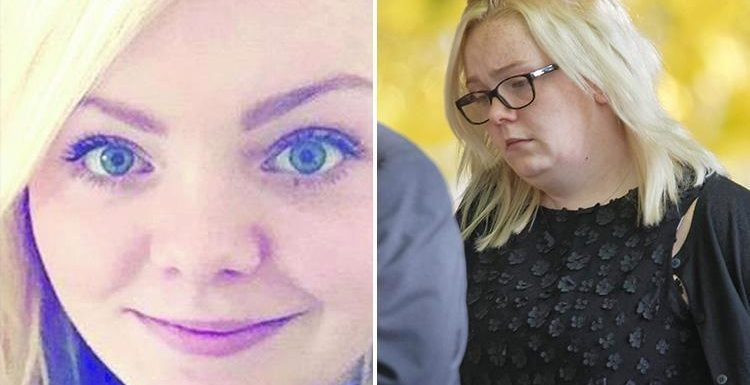 """Driver, 23, 'was texting """"cheeky monkey"""" emoji as she veered into path of oncoming car at 50mph killing woman, 58'"""