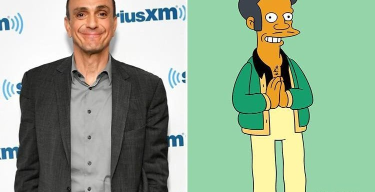 Who is Hank Azaria? The Simpsons' Apu Nahasapeemapetilon, voice of Moe Szyslak and actor who played David in Friends