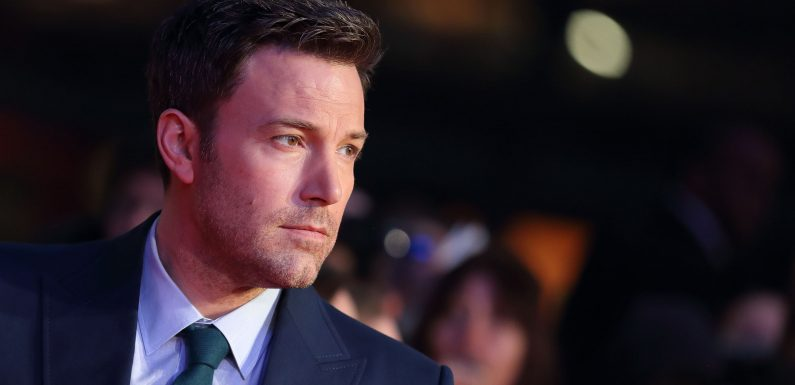 Ben Affleck Says He's 'Fighting For Myself and My Family' In First Statement Since Leaving Rehab