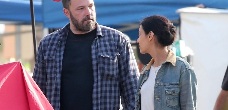 Ben Affleck playing a former addict in upcoming film
