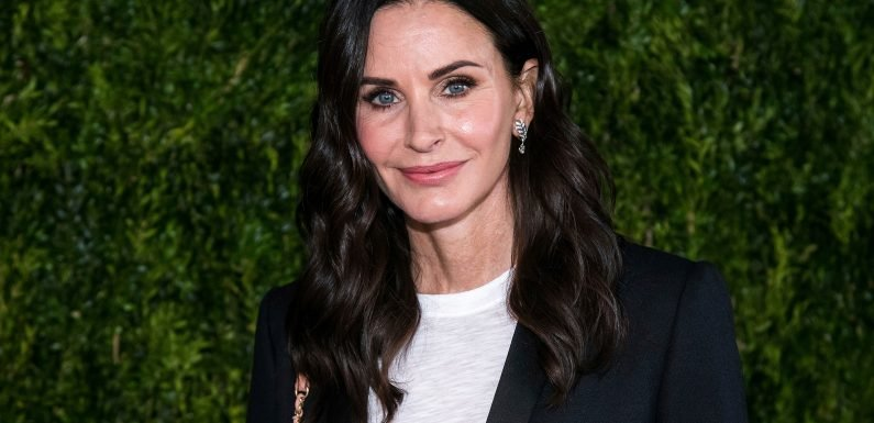 Courteney Cox Says She'd 'Do Anything to Be in a Room' Acting with Friends Costars — but Doesn't 'See It Happening'