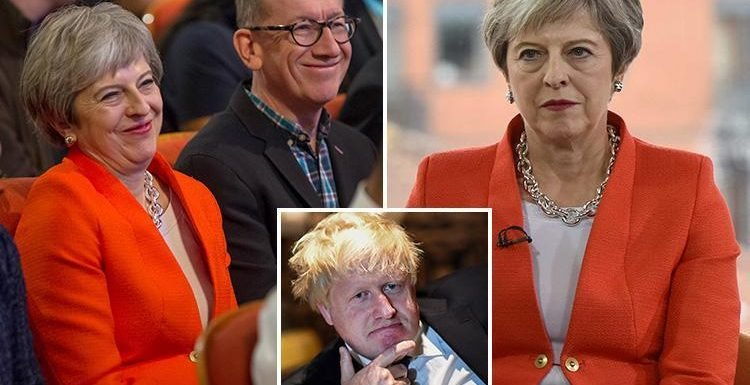 Theresa May opens door to dumping Chequers plan for a soft Brexit – as Tories defend her from Boris Johnson onslaught