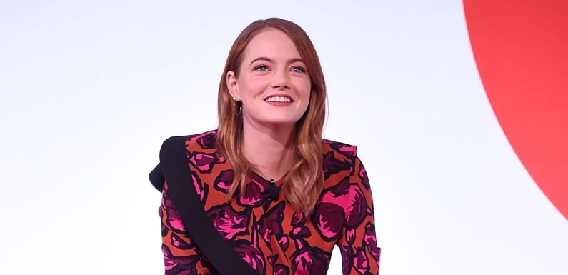 Emma Stone Opens Up About Her Struggle with Anxiety and Panic Attacks