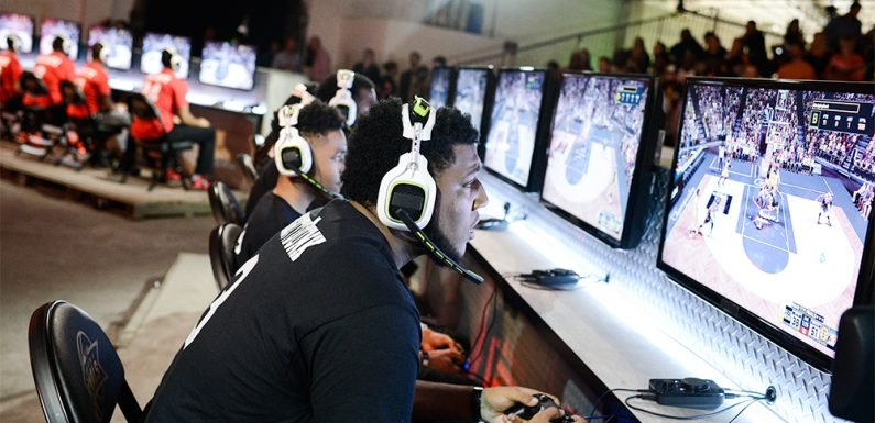 Esports Gets Legalized Sports Gambling