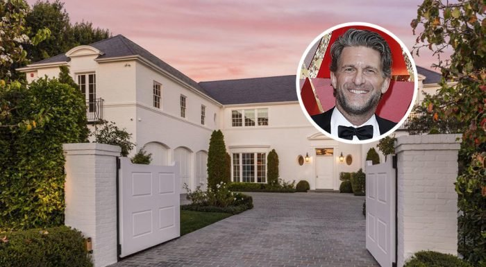 Film Producer Gary Gilbert Makes Off-Market Deal for Beverly Hills Mansion
