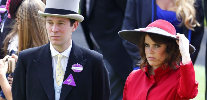 Will Jack Brooksbank Get a Royal Title When He Marries Princess Eugenie?