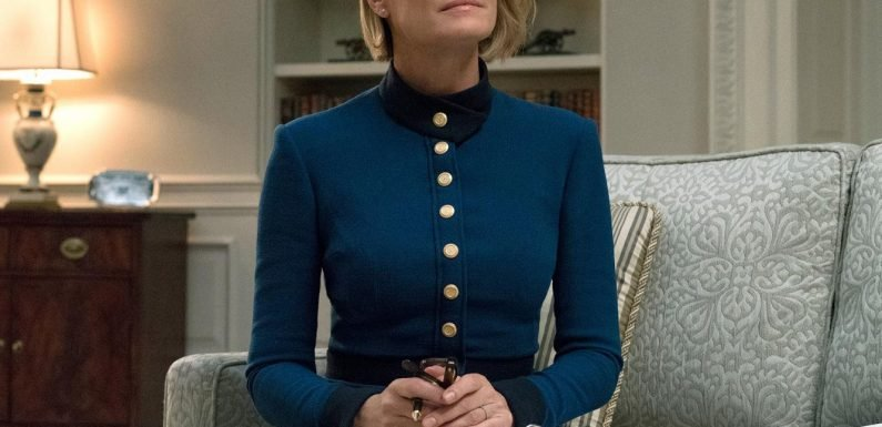 House of Cards: Claire Underwood Refuses to 'Keep Her Mouth Shut' as First Female President