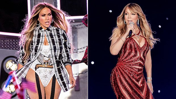 Are Rivals Jennifer Lopez & Mariah Carey Heading For A Showdown At The AMAs? The Truth