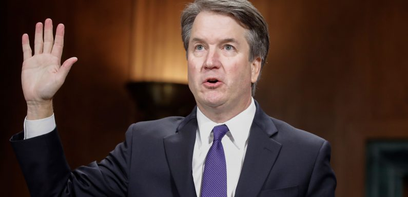Early work for Kavanaugh will include immigration and firearm cases