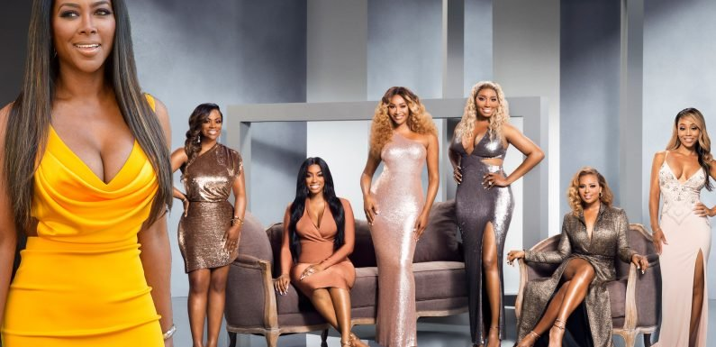 Kenya Moore 'not invited' by producers to event filmed for 'RHOA'