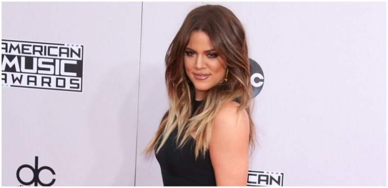 Khloe Kardashian Flashes Tiny Waist In Sexy New Instagram Photos